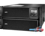 Источник бесперебойного питания APC Smart-UPS SRT 8000VA RM 230V (SRT8KRMXLI)