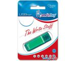 USB Flash Smart Buy Glossy Green 32GB (SB32GBGS-G)