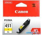 Картридж для принтера Canon CLI-451Y XL