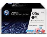 Картридж для принтера HP 05A (CE505D)