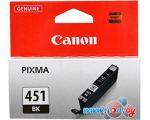 Картридж для принтера Canon CLI-451BK в интернет магазине