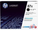 Картридж для принтера HP 87X [CF287X]