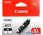 Картридж для принтера Canon CLI-451BK XL