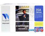 Картридж для принтера NV Print CB435A