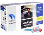 Картридж для принтера NV Print CB436A
