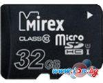 Карта памяти Mirex microSDHC UHS-I (Class 10) 32GB [13612-MCSUHS32]