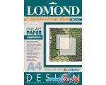 Фотобумага Lomond Lizard Skin A4 200 г/кв.м. 10 листов (0925041)
