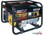 купить Бензиновый генератор Huter DY3000LX