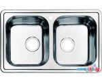 Кухонная мойка IDDIS Strit [STR78P2i77]