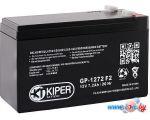 Аккумулятор для ИБП Kiper GP-1272 F2 (12В/7.2 А·ч)