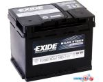 Автомобильный аккумулятор Exide Micro-Hybrid ECM EL600 (60 А·ч)