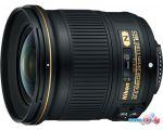 Объектив Nikon AF-S NIKKOR 24mm f/1.8G ED