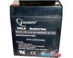 Аккумулятор для ИБП Gembird BAT-12V5AH