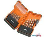 Набор оснастки AEG HSS-G DIN 338 19 предметов [4932352243]