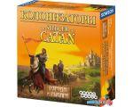 Настольная игра Мир Хобби Колонизаторы. Города и Рыцари