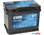 Автомобильный аккумулятор Exide Start-Stop AGM EK600 (60 А·ч)