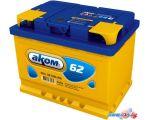 Автомобильный аккумулятор AKOM 6СТ-62VL R+ (62 А·ч)