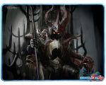 Коврик для мыши QUMO Dragon War Dead King