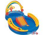 Надувной бассейн Intex Rainbow Ring Play Center 297x193x135 (57453) в интернет магазине
