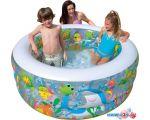 Надувной бассейн Intex Aquarium 152х56 (58480)