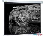 Проекционный экран CACTUS Wallscreen CS-PSW-206x274