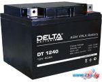 Аккумулятор для ИБП Delta DT 1240 (12В/40 А·ч)