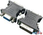 Адаптер Cablexpert A-DVI-VGA-BK