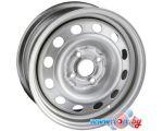 Штампованные диски TREBL 6205 14x5.5 4x100мм DIA 54.1мм ET 40мм S