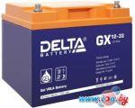 Аккумулятор для ИБП Delta GX 12-33 (12В/33 А·ч)