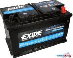 Автомобильный аккумулятор Exide Hybrid AGM EK800 (80 А/ч)