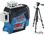 купить Лазерный нивелир Bosch GLL 3-80 C Professional (со штативом BT 150)