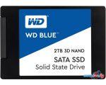 SSD WD Blue 3D NAND 2TB WDS200T2B0A в рассрочку