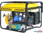Бензиновый генератор Champion LPG6500E в Гомеле
