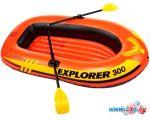 Гребная лодка Intex 58358 Explorer Pro 300