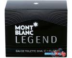 Montblanc Legend EdT (30 мл)