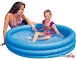 Надувной бассейн Intex Crystal Blue 114х25 (59416)