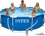 Каркасный бассейн Intex Metal Frame 305х76 (56999/28202) в Бресте