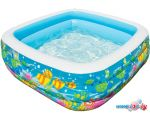 Надувной бассейн Intex Clearview Aquarium 159х159х50 (57471)