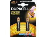 Батарейки DURACELL AAA 2 шт.