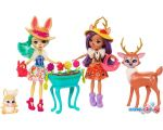 Кукла Enchantimals Garden Magic Doll Set цена