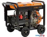 Дизельный генератор Daewoo Power DDAE 9000DXE-3 в интернет магазине