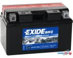 Мотоциклетный аккумулятор Exide ETZ10-BS (8,6 А·ч)