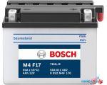 Мотоциклетный аккумулятор Bosch M4 YB4L-B 504 011 002 (4 А·ч)