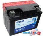 Мотоциклетный аккумулятор Exide ETX4L-BS (3 А·ч)
