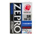 Моторное масло Idemitsu Zepro Touring 5W-30 4л