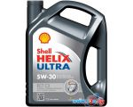 Моторное масло Shell Helix Ultra ECT C3 5W-30 4л