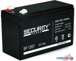 Аккумулятор для ИБП Security Force SF 1207 (12В/7 А·ч)