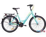 Велосипед AIST Jazz 2.0 (голубой, 2017)