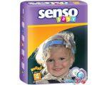 Подгузники Senso Baby Maxi 4 (66 шт)