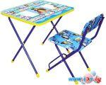 Складной стол Nika КП2/2 Маша и медведь: Азбука 2